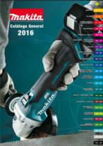 Electromecanica dominguez Catálogo General Makita 2016