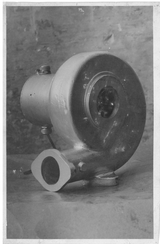aspirador de gassogeno
