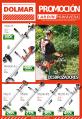 Ofertas jardín Primavera Verano 2017 DOLMAR Electromecanica Dominguez