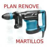 Martillo demoledor 5,6Kg AVT  HM0871C MAKITA PLAN RENOVE MARTILLOS