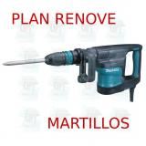 Martillo demoledor 7,2Kg  HM1101C MAKITA PLAN RENOVE MARTILLOS