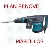 Martillo demoledor 9,7Kg  HM1203C MAKITA PLAN RENOVE MARTILLOS