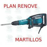 Martillo demoledor 11,7Kg AVT  HM1214C MAKITA PLAN RENOVE MARTILLOS