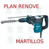 Martillo combinado 40mm 2 modos  HR4003C MAKITA PLAN RENOVE MARTILLOS