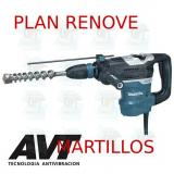 Martillo combinado 40mm 2 modos AVT  HR4013C MAKITA PLAN RENOVE MARTILLOS