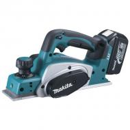 Cepillo 18V Litio 82mm  BKP180RFE MAKITA