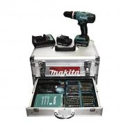Taladro Combinado 14,4V Litio-ion   HP347DWEX1 Makita