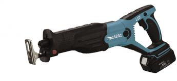 Sierra de sable 18V Litio-ion   DJR181RME Makita